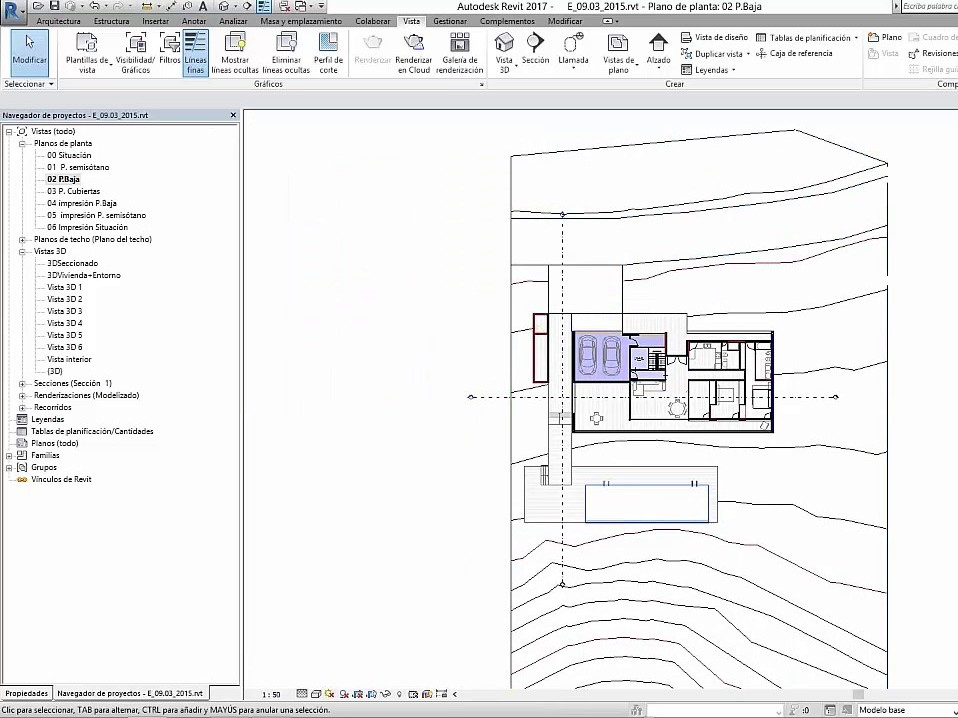 Curso REVIT Iniciación e Intermedio (on line)
