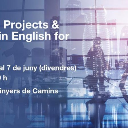 Curso Advanced Projects & Business in English for Engineers – Dem. Cataluña